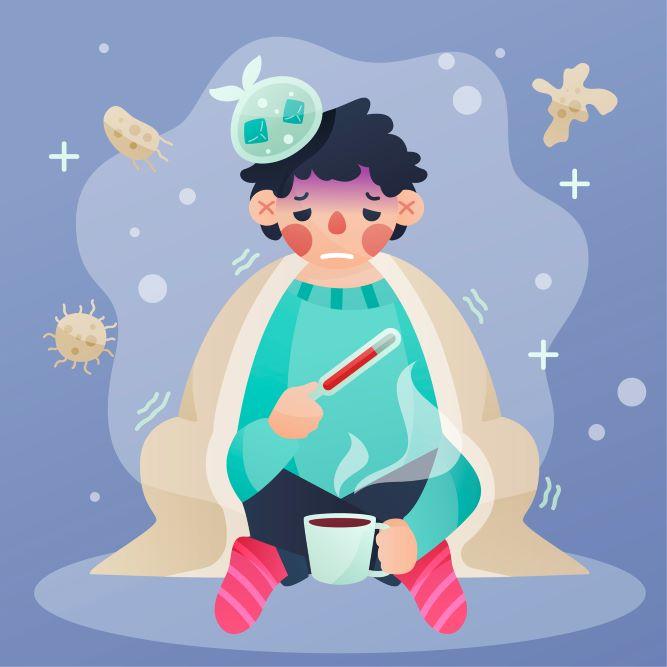 Μελέτες έχουν δείξει ότι ο πυρετός είναι σύμμαχός μας στη μάχη με τους ιούς και δεν πρέπει να τον καταστέλλουμε συνεχώς με αντιπυρετικά. Μάθετε Περισσότερα.