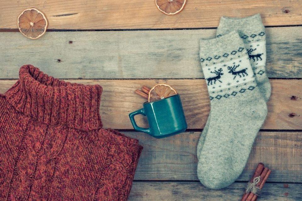 Φροντίστε το σώμα και τον οργανισμό σας σωστά κατά τη διάρκεια του χειμώνα